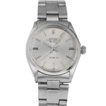 Rolex Air King Precision Steel 34mm Silver No numerals United States of America, Maryland, Baltimore, MD