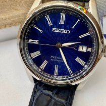Seiko Presage Steel 40mm Blue Australia, Castle Hill