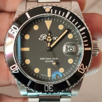 Perseo pre-owned Automatic Grey Mineral Glass 20 ATM