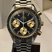 Omega Speedmaster Reduced Gold/Steel 39mm Black No numerals United States of America, California, Upland