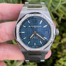 Girard Perregaux Laureato Steel 42mm Blue No numerals United States of America, California, Los Angeles