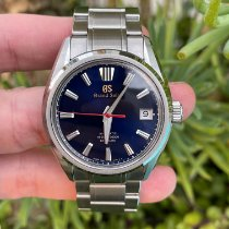 Seiko Grand Seiko Steel Blue United States of America, California, Los Angeles