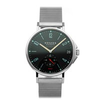 NOMOS Tangente Neomatik Steel 42mm Black United States of America, Pennsylvania, Bala Cynwyd