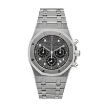 Audemars Piguet Royal Oak Chronograph Steel 39mm Grey United States of America, Pennsylvania, Bala Cynwyd