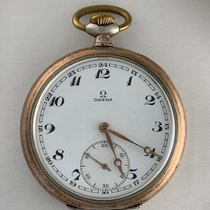 Omega Genève Silver 52mm White Arabic numerals United States of America, California, Woodland Hills