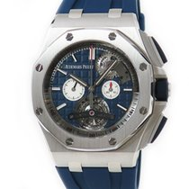Audemars Piguet Royal Oak Offshore Tourbillon Chronograph Gris