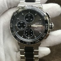 TAG Heuer Formula 1 Calibre 16 Steel 44mm United States of America, New York, New York