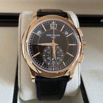 Patek Philippe Annual Calendar Chronograph neu 2020 Automatik Chronograph Uhr mit Original-Box und Original-Papieren 5905R-001