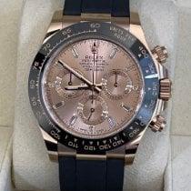 Rolex Daytona 116515ln Muito bom Ouro rosa 40mm Automático
