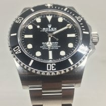Rolex Submariner (No Date) 124060 New Steel 41mm Automatic