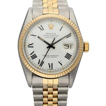 Rolex 16013 Steel 1981 Datejust 36mm pre-owned United States of America, New York, New York