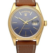 Rolex 18038 Yellow gold 1979 Day-Date 36 36mm pre-owned United States of America, New York, New York