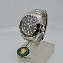 Rolex Sea-Dweller Deepsea Acciaio 44mm Blu Senza numeri Italia, ISEO (BS)