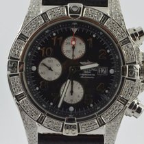 Breitling Steel 48mm Automatic Super Avenger pre-owned
