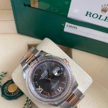 Rolex Datejust 126231 Bardzo dobry Złoto/Stal 36mm Automatyczny Polska, ŁÓDŹ