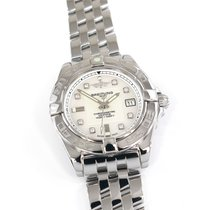Breitling Galactic 32 Steel 32mm Mother of pearl United Kingdom, Plymouth