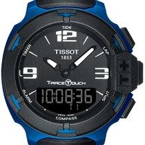 Tissot T-Race Touch Aluminum Black
