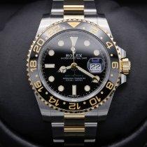 Rolex GMT-Master II 116713 New Gold/Steel 40mm United States of America, California, Huntington Beach