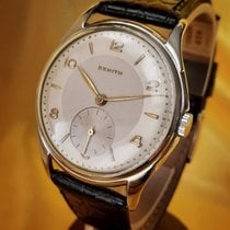 Zenith 37,5mm Manual winding pre-owned