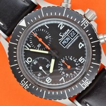 Sinn 256 Steel 39mm Black United States of America, Washington, Bellevue