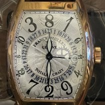 Franck Muller Rose gold 50.3mm Automatic 8880 TT CH crazy hours pre-owned UAE, 2099