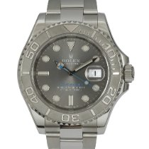 Rolex Yacht-Master 40 Steel 40mm Grey No numerals United Kingdom, London