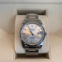 Rolex Oyster Perpetual Date new 2020 Automatic Watch with original box and original papers 115234 comme neuve