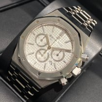 Audemars Piguet 26320ST.OO.1220ST.02 Steel 2016 Royal Oak Chronograph 41mm new