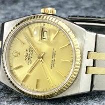 Rolex Staal 36mm Quartz Rolex Oysterquartz Datejust 17013 | 1980 tweedehands Nederland, Amsterdam