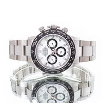 Rolex Daytona Steel 40mm White United Kingdom, Essex
