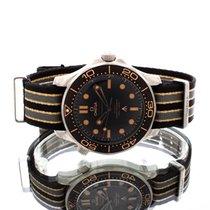 Omega Seamaster Diver 300 M Titanium 42mm Brown United Kingdom, Essex
