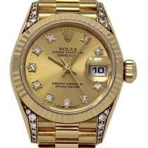 Rolex 79238 Or jaune 1999 Datejust 26mm occasion