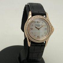 Patek Philippe Calatrava Rose gold 28mm Mother of pearl Arabic numerals