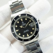 Tudor Submariner Steel 36mm Black No numerals United States of America, New Jersey, COLONIA