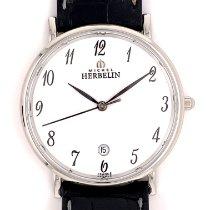 Michel Herbelin Classic Steel White