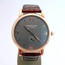 Montblanc Rose gold 39mm Automatic 107075 pre-owned
