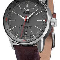 Vostok Steel 43mm Automatic NH35A-560A605 new