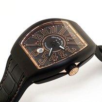 Franck Muller Vanguard Титан 44mm Черный Римские