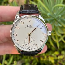 IWC Portuguese Automatic Steel 40.4mm Silver United States of America, California, Los Angeles