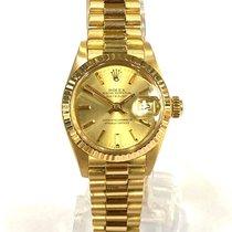 Rolex Lady-Datejust 69178 Muito bom Ouro amarelo 26mm Automático Brasil