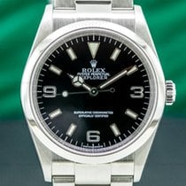 Rolex Explorer Steel 36mm Black United States of America, Massachusetts, Boston