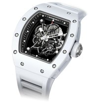Richard Mille RM 055 Ceramic 49.9mm Transparent No numerals