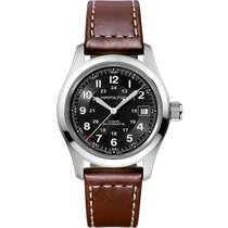 Hamilton Steel 38mm Automatic H70455533 new