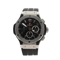 Hublot Steel Automatic White 44mm pre-owned Big Bang 44 mm
