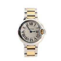 Cartier Ballon Bleu Steel 28mm Silver United States of America, New York, New York