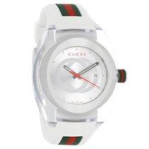 Gucci Steel Quartz YA137102 new United States of America, New York, New York