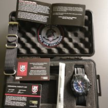 Luminox Navy Seal Colormark Steel Blue Arabic numerals