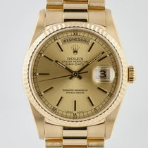 Rolex Day-Date 36 Yellow gold 36mm Champagne No numerals United States of America, California, Pleasant Hill