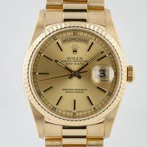 Rolex Day-Date 36 Yellow gold 36mm Champagne No numerals United States of America, California, Pleasant Hill