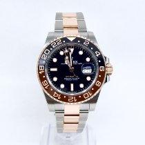Rolex GMT-Master II 126711CHNR New Gold/Steel 40mm Automatic United Kingdom, Watford